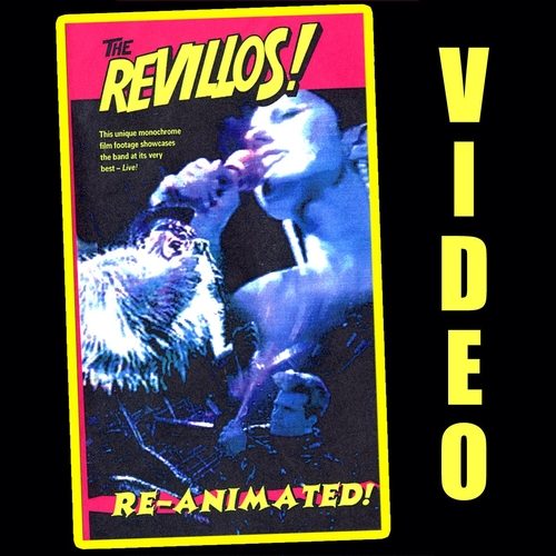 The Revillos! - The Revillos - Reanimated VHS Video (NTSC)