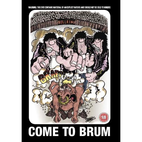 Macc Lads - Come To Brum | Fulham Greyhound