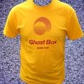 Ghost Box Heavyweight Cotton T-Shirt Yellow