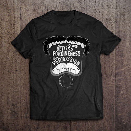 It's Better To Ask Forgiveness Than Permission - Limited Edition INFL T-shirt