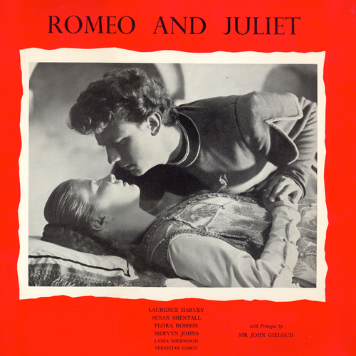 Sir John Gielgud, Laurence Harvey and cast - Romeo And Juliet - Scenes from the J. Arthur Rank Film