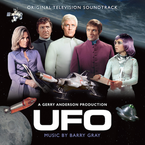 Barry Gray - UFO (Original Television Soundtrack)