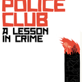 Tokyo Police Club Poster