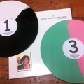 Johnny Moped - The Complete Bootlegs I & II (SPLIT COLOURS LPs)