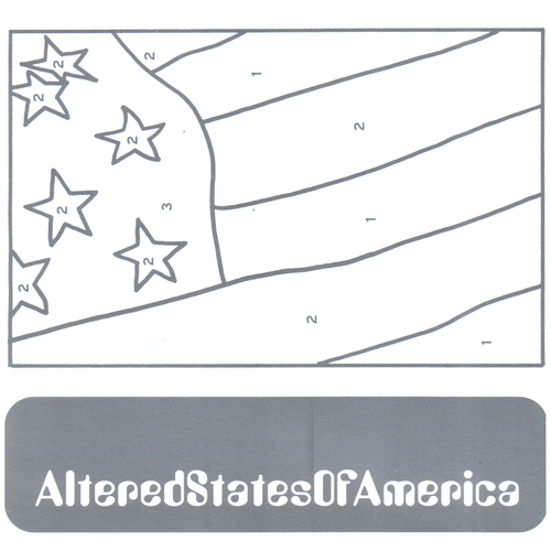 Various Artists - Altered States of America