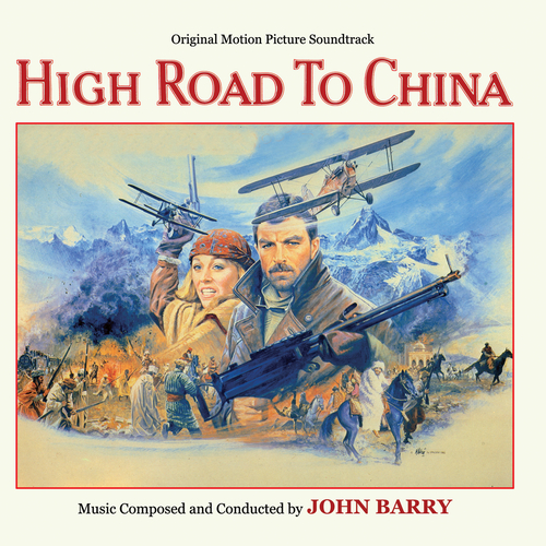 John Barry - High Road to China (Original Soundtrack Recording)