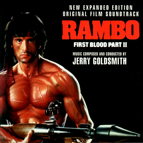 Jerry Goldsmith - Rambo First Blood Part II