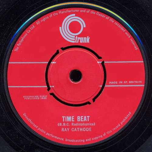 Ray Cathode - Time Beat (Remastered)