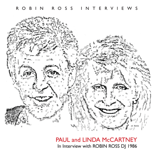 Paul McCartney & Linda McCartney - Interview with Robin Ross 1986