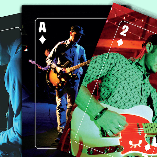 Cud - 52 Views Of The CUD Band - Playing Cards