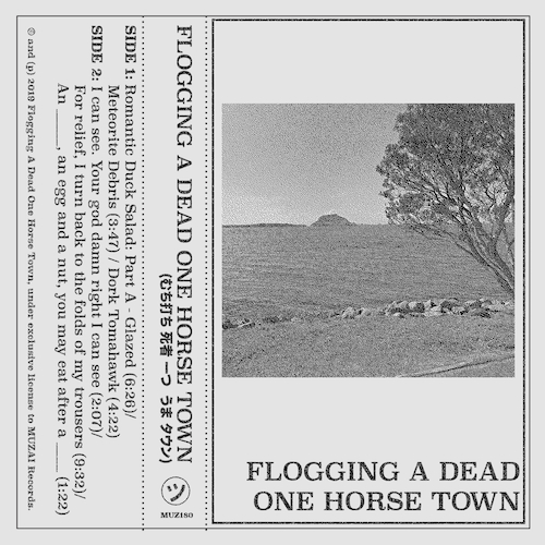 Flogging A Dead One Horse Town - Flogging A Dead One Horse Town