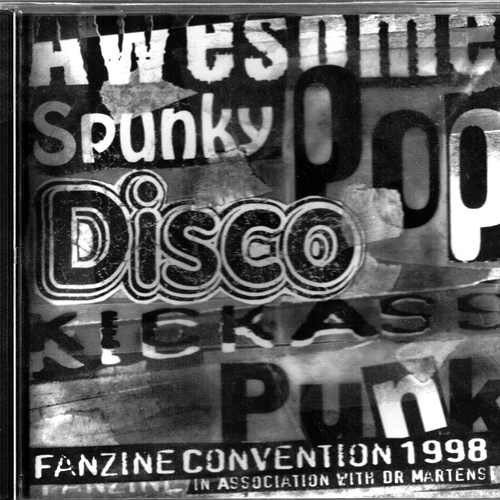 Various Artists - Various - Fanzine Convention 1998 CD