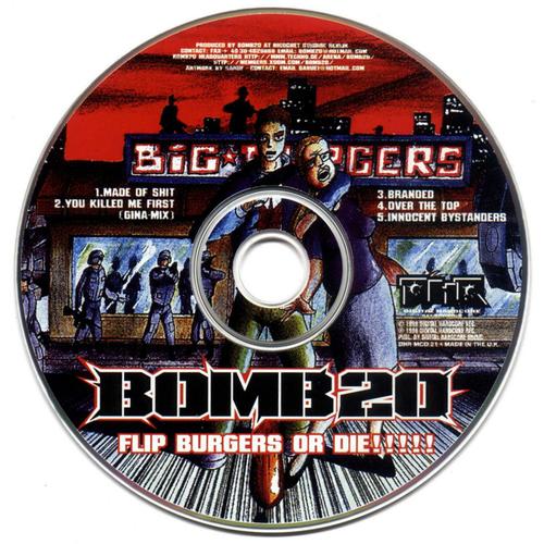 Bomb 20 - Flip Burgers or Die!