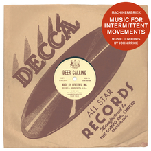 Music for Intermittent Movements