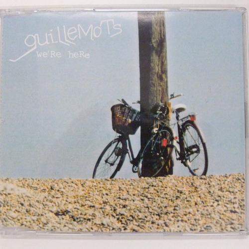 Guillemots - We're Here - Single CD (promo)