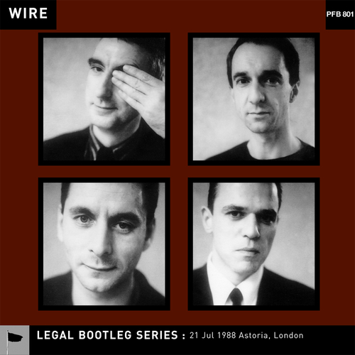 Wire - 21 July 1988 Astoria, London