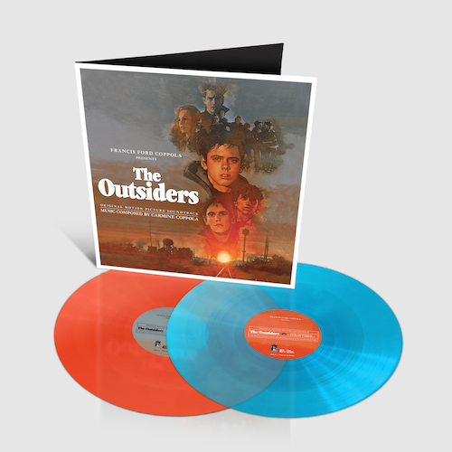 The Outsiders - LP
