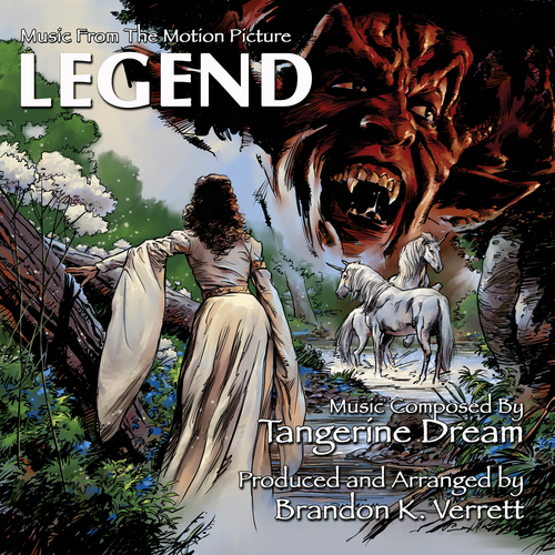 Brandon K. Verrett - Legend (Music from the Motion Picture)