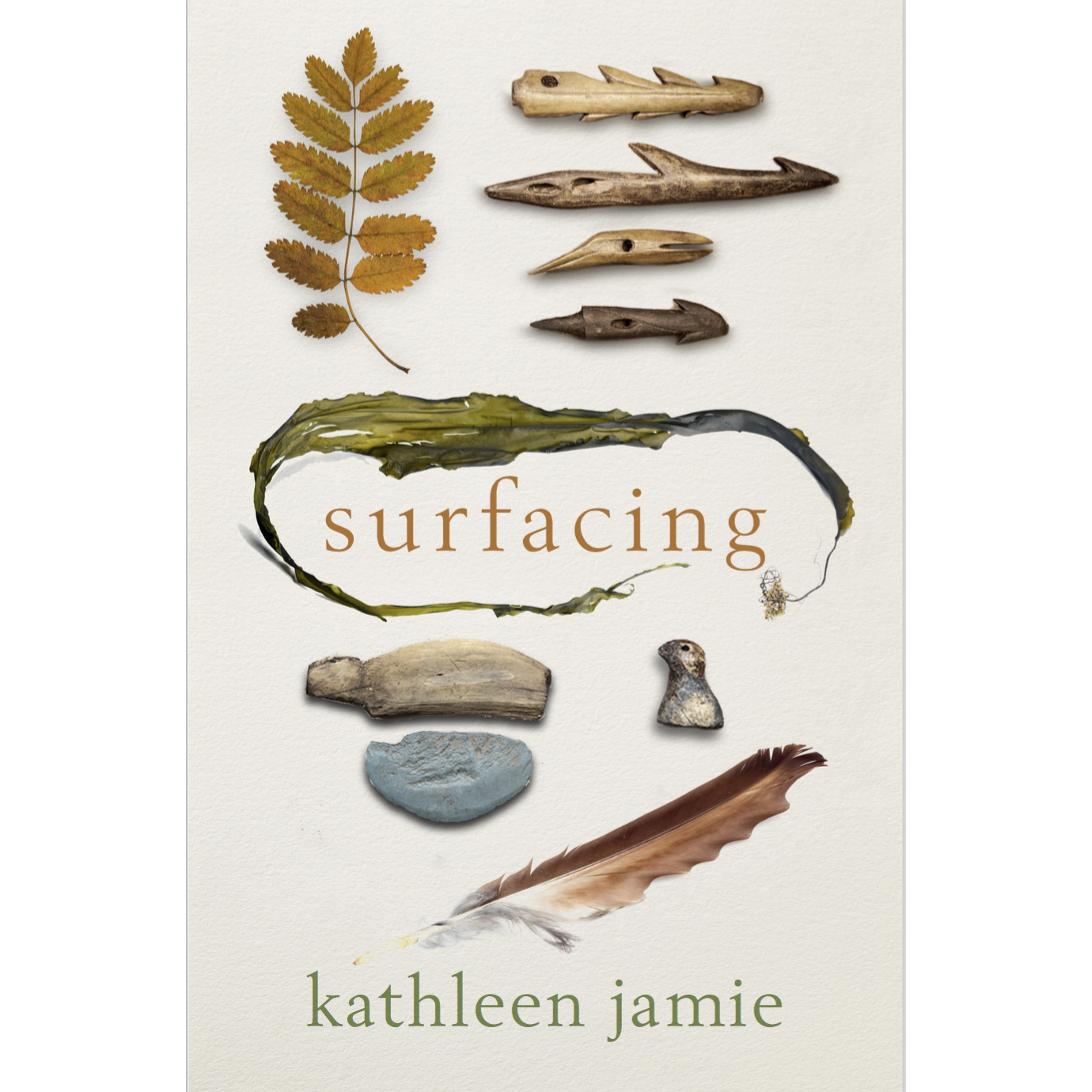 Surfacing by Kathleen Jamie