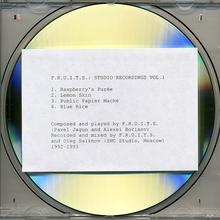 Studio Recordings Vol. 1