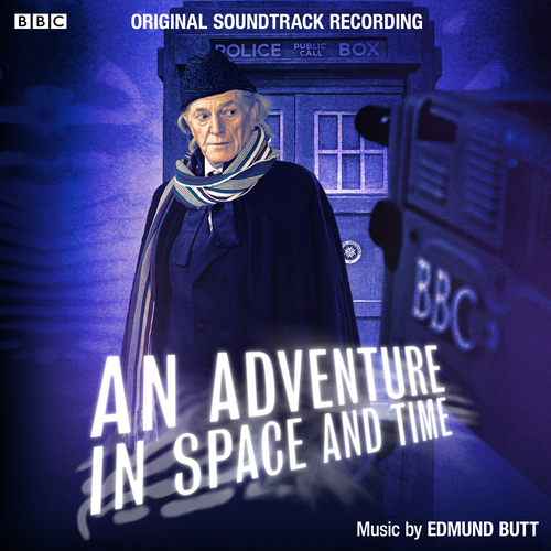 Edmund Butt - An Adventure In Space and Time