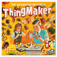 Various Artists, Demons, Hellacopters, New Bomb Turks, The Hives - V/A THINGMAKER
