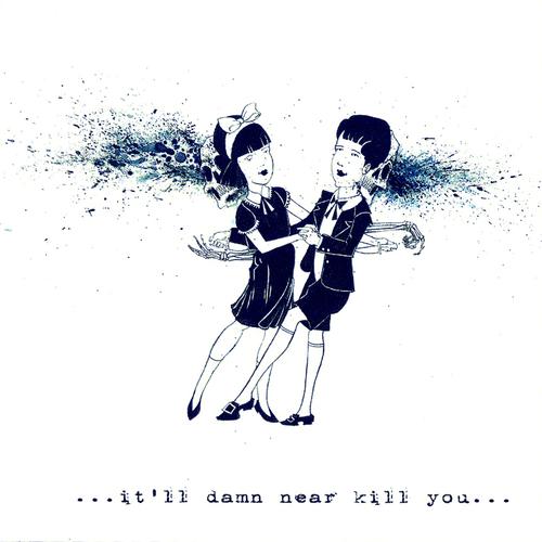 The Dead Class - It'll Damn Near Kill You