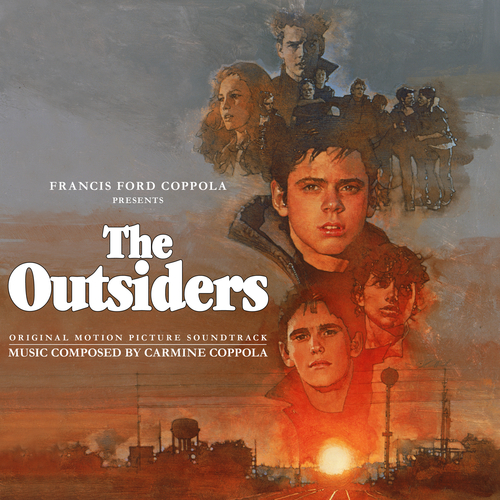 Various Artists - The Outsiders - 30th Anniversary Edition