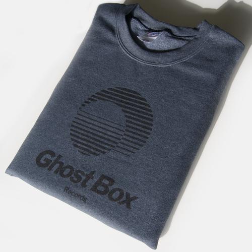 Ghost Box Sweatshirt - Grey