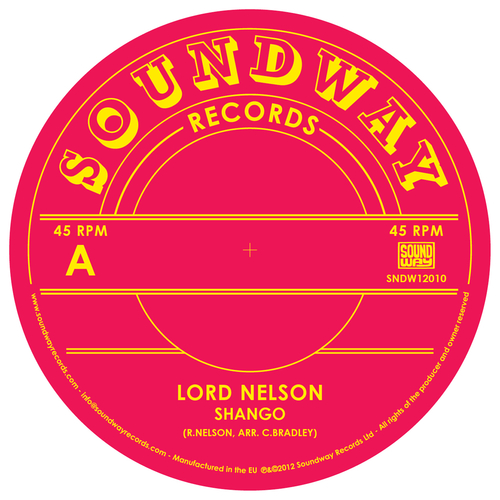Lord Nelson - Shango