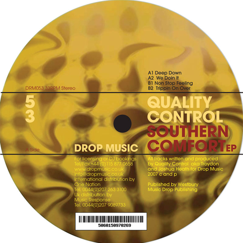 Quality Control - Southern Comfort EP