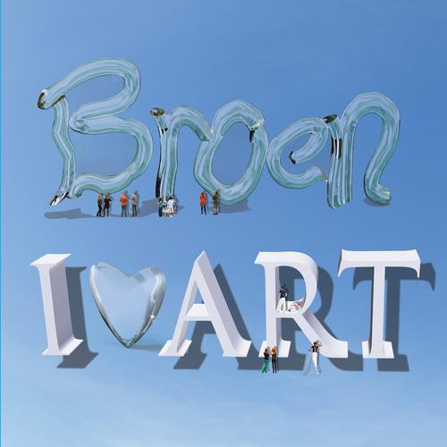 Broen - I <3 Art