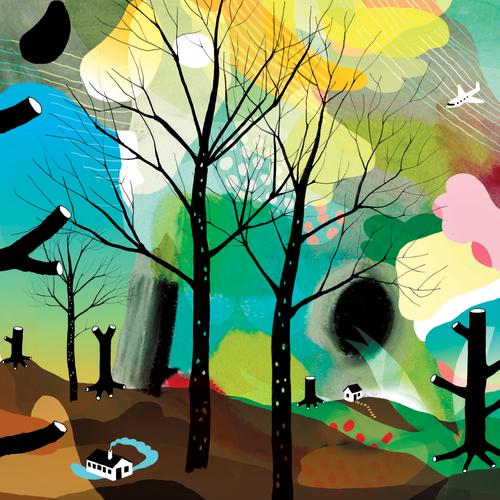 Efterklang - Under Giant Trees