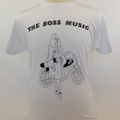 The Boss Music Insane Library Tee