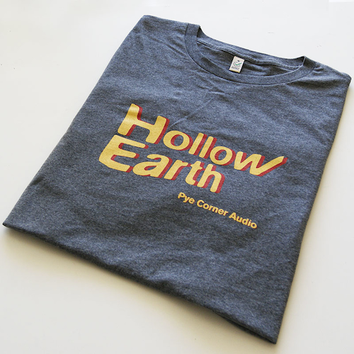 Pye Corner Audio - Hollow Earth T-Shirt