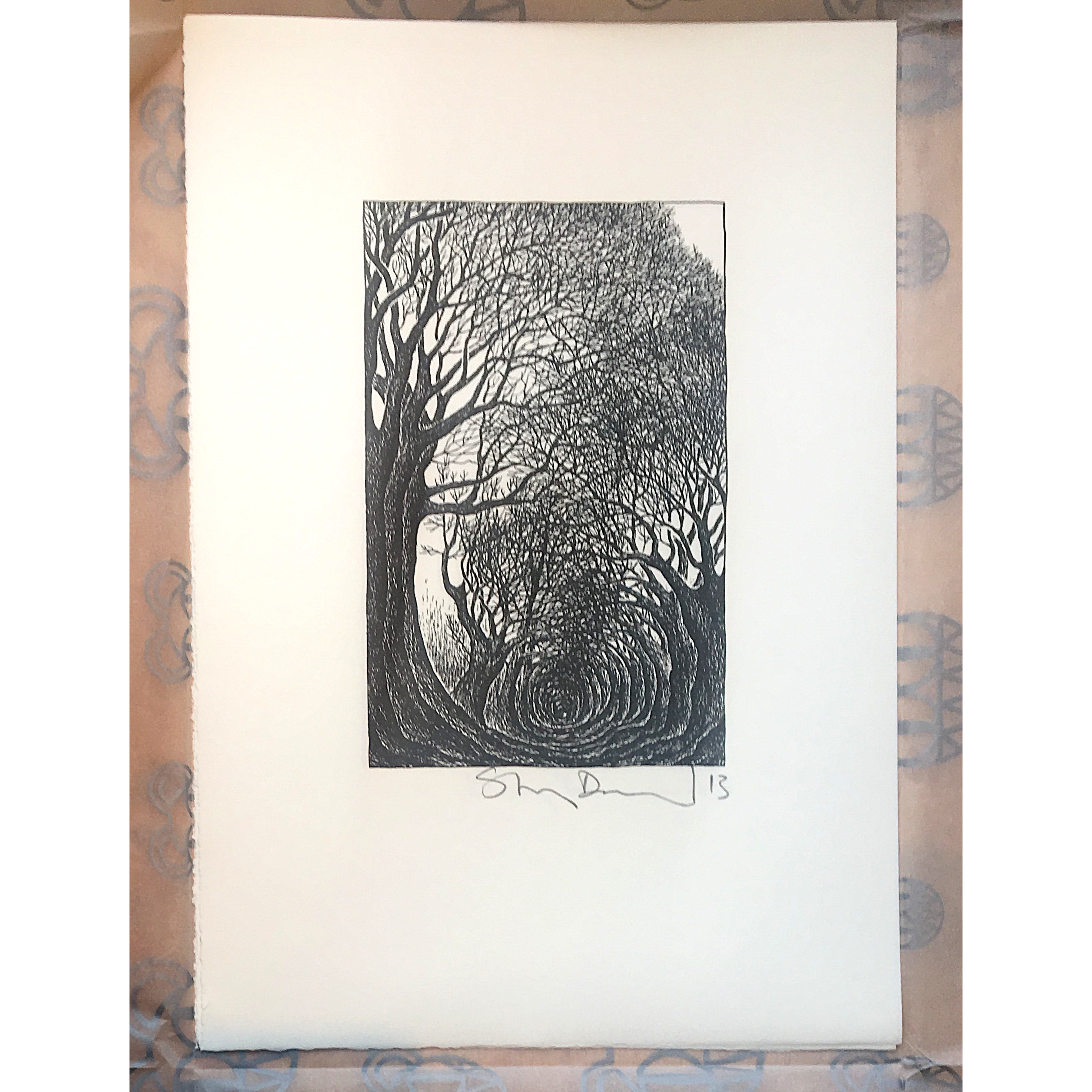 Holloway (2) by Stanley Donwood