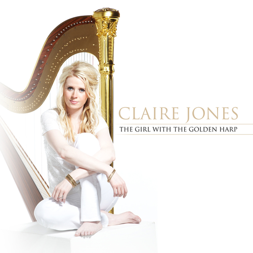 Claire Jones - The Girl with the Golden Harp