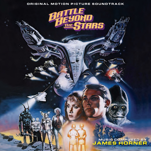 James Horner - Battle Beyond the Stars (Original Motion Picture Soundtrack)