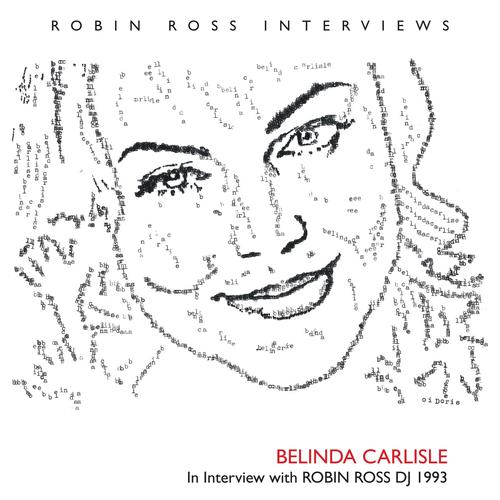 Belinda Carlisle - Interview with Robin Ross DJ 1993