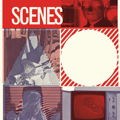 "limited edition signed print: ""Scenes"""