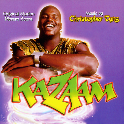 Christopher Tyng and the London Film Symphony Orchestra - Kaazam (Original Motion Picture Soundtrack)