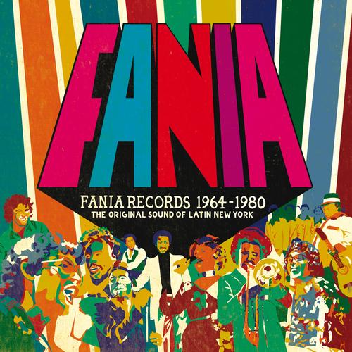 Various Artists - Fania Records 1964-1980 The Original Sound Of Latin New York