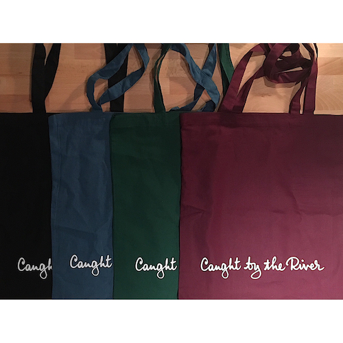 Caught by the River Colour Tote