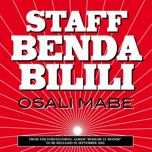Staff Benda Bilili - Osali Mabe