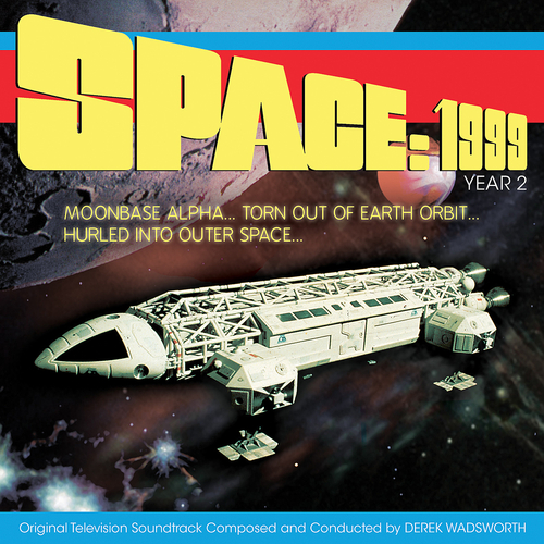 Derek Wadsworth - Space: 1999 Year 2