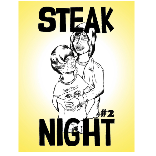 Steak Night 2 reprint (hardback)