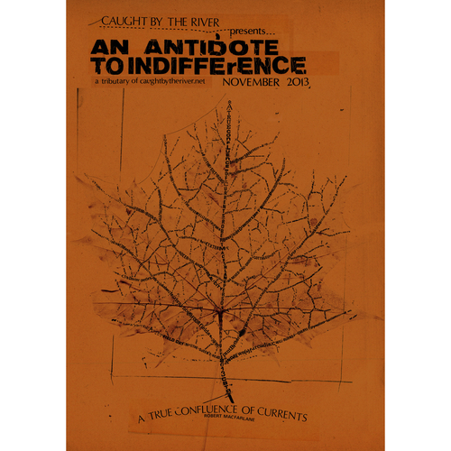An Antidote To Indifference. Issue 8