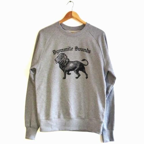 'Dynamite Sounds' Grey Sweatshirt