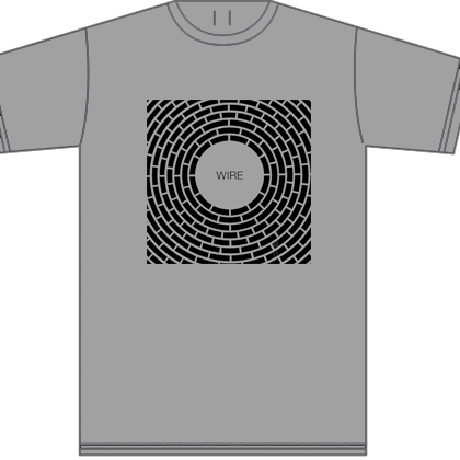 Wire T-Shirt (Grey)