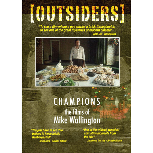 Mike Wallington - Champions